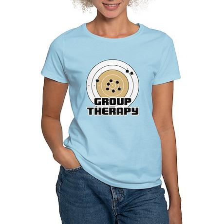 Group Therapy - Guns Women's Light T-Shirt