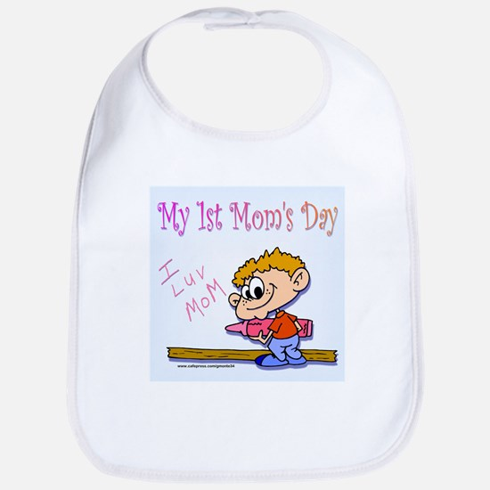 My 1st Mom's Day Bib