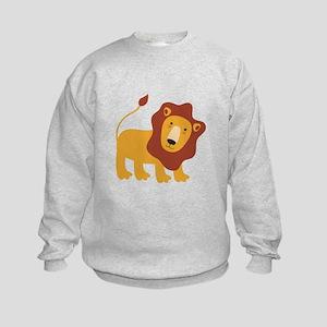 Lion Kids Sweatshirt