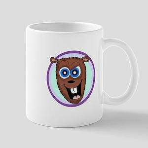 Sinister Sammy Squirrel Mug