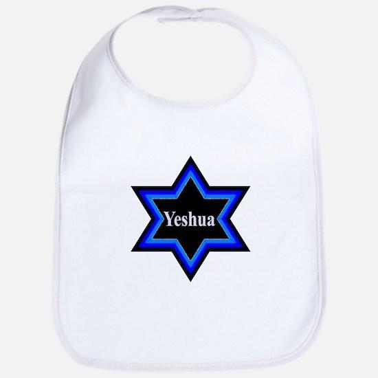 Yeshua Star of David Bib