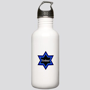 Yeshua Star of David Stainless 1.0L Water Bottle
