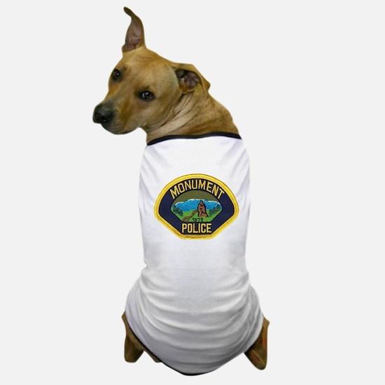 Monument Police Dog T-Shirt