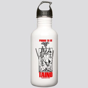 Proud to be Taino Stainless Water Bottle 1.0L