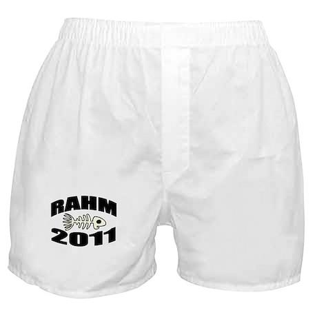 Rahm 2011 Boxer Shorts