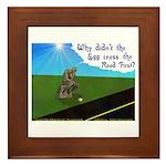 Why didn't the egg 1rst Framed Tile