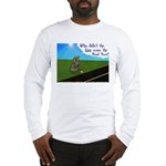 Why didn't the egg 1rst Long Sleeve T-Shirt