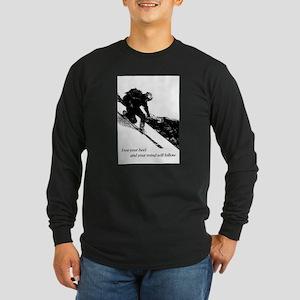 telemarker1-3 Long Sleeve T-Shirt
