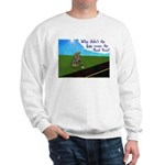 Why didn't the egg 1rst Sweatshirt