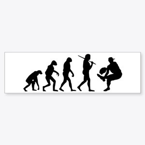 The Evolution Of The Baseball Pitcher Sticker (Bum