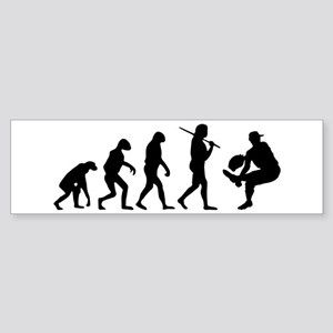 The Evolution Of The Baseball Pitcher Sticker (Bum