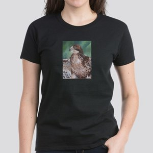 Redtailed Hawk Women's Dark T-Shirt
