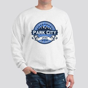 Park City Blue Sweatshirt