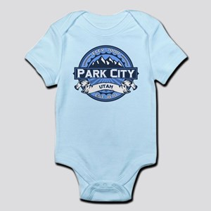 Park City Blue Infant Bodysuit