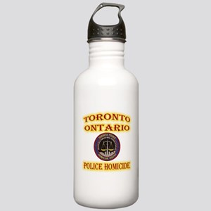 Toronto Police Homicide Stainless Water Bottle 1.0