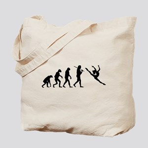 The Evolution Of The Dancer Tote Bag