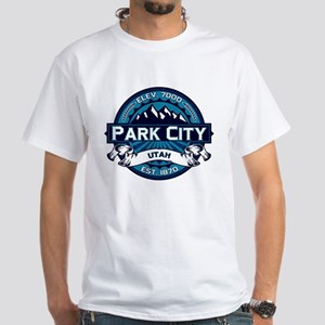 Park City Ice White T-Shirt