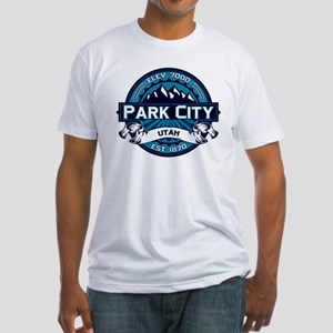 Park City Ice Fitted T-Shirt