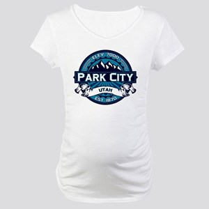 Park City Ice Maternity T-Shirt