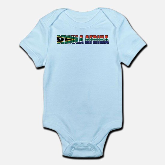 South Africa (Ndebele) Infant Bodysuit