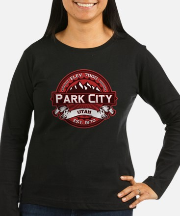 Park City Red T-Shirt