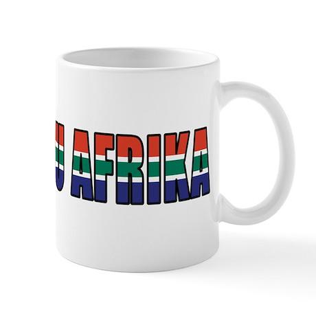 South Africa (Swazi) Mug