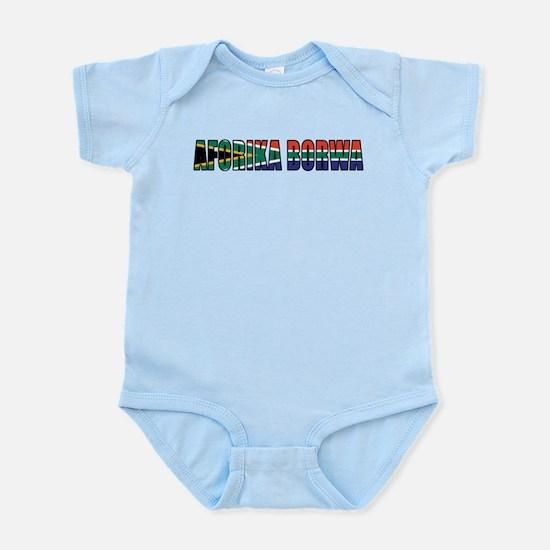 South Africa (Tswana) Infant Bodysuit