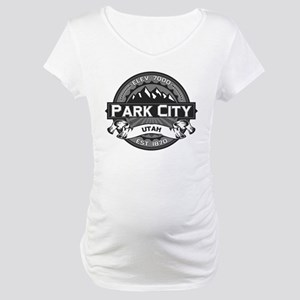 Park City Grey Maternity T-Shirt