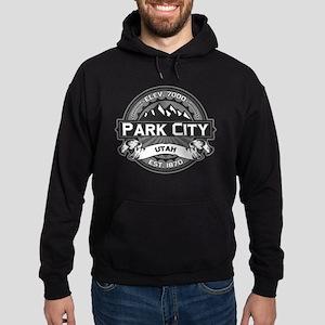 Park City Grey Hoodie (dark)