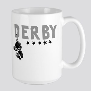 Cafepress derby design Mugs