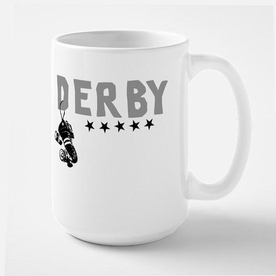 Cafepress derby design Mugs