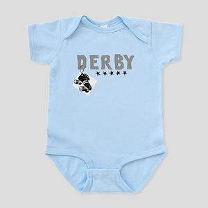 Cafepress derby design Body Suit