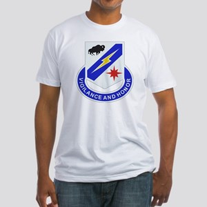 DUI - 3rd BCT - Special Troops Bn Fitted T-Shirt