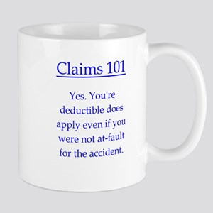 Deductible....Yes you have to pay your deductible.