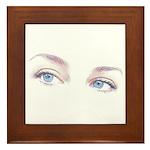 Bonnie Bowers fan club Framed Tile