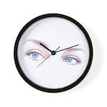 Bonnie Bowers fan club Wall Clock