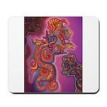 Quetzalcoatl Trinity Mousepad