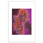 Quetzalcoatl Trinity Large Poster
