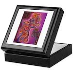 Quetzalcoatl Trinity Keepsake Box