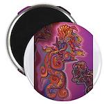 Quetzalcoatl Trinity Magnet