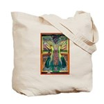 Ancient Traces Tote Bag