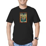 Ancient Traces Men's Fitted T-Shirt (dark)