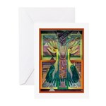 Ancient Traces Greeting Cards (Pk of 10)