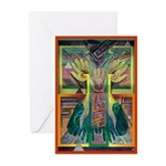 Ancient Traces Greeting Cards (Pk of 20)