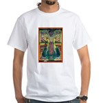 Ancient Traces White T-Shirt