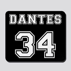 Dantes #34 Monte Cristo Mousepad