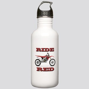 RideRed 08 Stainless Water Bottle 1.0L