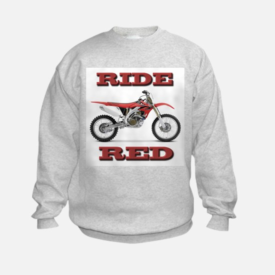 RideRed 08 Sweatshirt