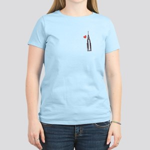 New York in Love - Women's Light T-Shirt