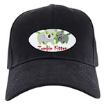 Zombie Kitten Baseball Hat